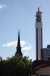 St Pauls & BT Tower